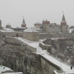 Stereotypical central European hill top fort