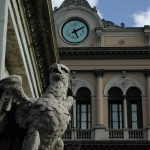 Keeping a hawk eye on the time, Palermo