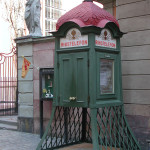 Is it a telephone box?
