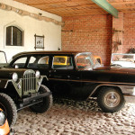 Collection of restored cars