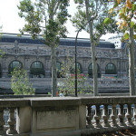 """Looking across to the Musee D""""Orsay"""