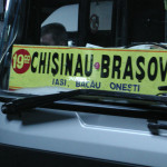 The infamous Chisinau to Iasi bus