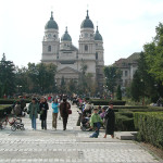 Wandering the parks of Iasi