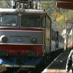 The train to Brasov