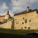 Škofja Loka Castle, from 16th Century