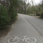 A bicycle byway