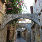 Quirky alleyways leading you into temptation