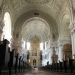 Michaelskirche (St. Michael's Church) - the largest Renaissance church north of the Alps