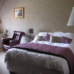 Another fine attic room in Grade II listed building @ The Five Arrows, Waddesdon, Buckinghamshire, UK