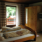 Traditional Austrian chalet style B&B @ few miles north of Salsburg, Austria