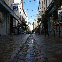 A wonderfully lazy explore of the hi-ways and bi-ways of Monmouth