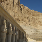 First level of Temple of Hatshepsut