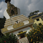One of the many Stupas in Pharping