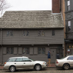 Paul Revere House. From whence the great ride commenced
