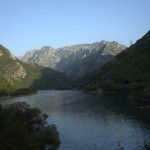 The Neretva river is never far away