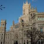 A very welcoming Palacio de Cibeles